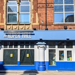 Roper Hall, bar on Frairgate, Preston