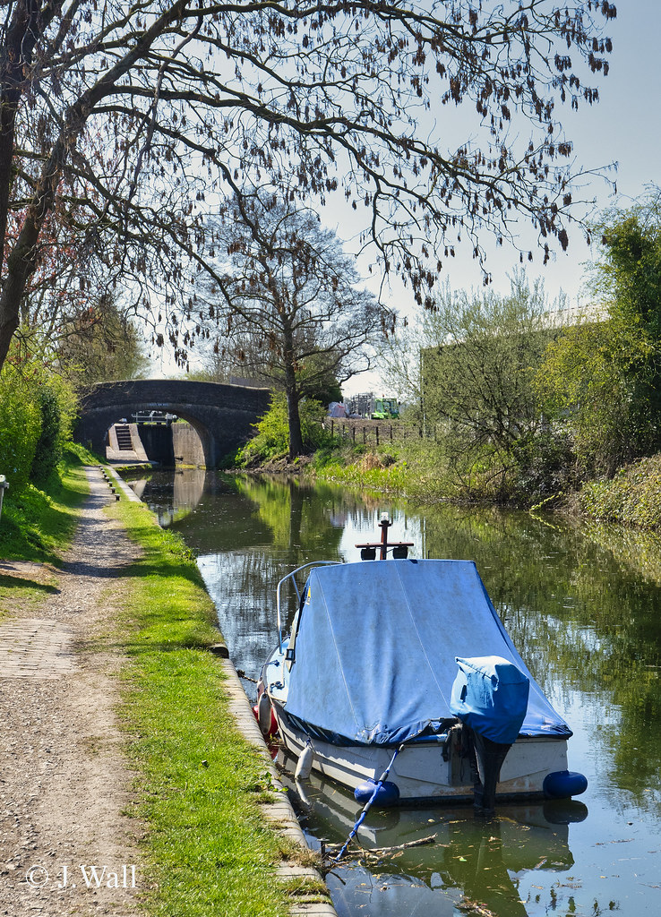 Fazeley Canal April 2021 pic12