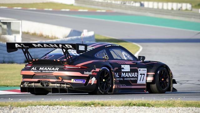 Porsche GT3 R / Andy Soucek / Al Faisal Al Zubair / LECHNER RACING