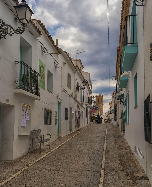 Altea, Alicante.