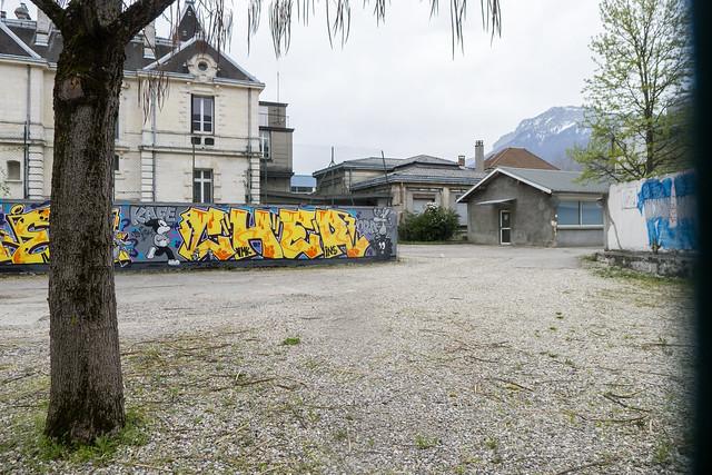 Grenoble (Isère, France)