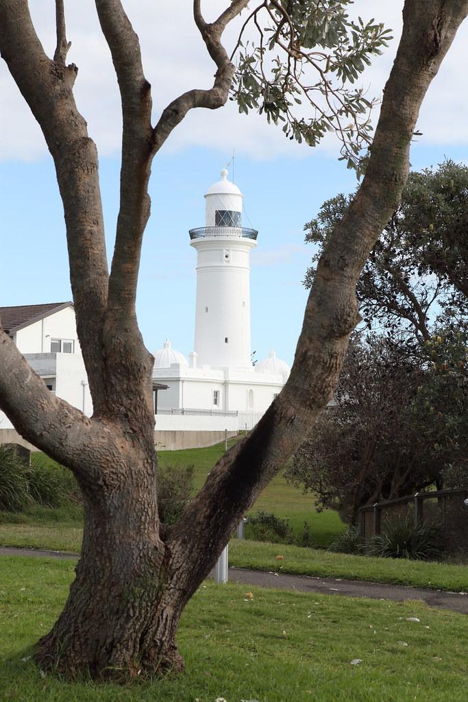 Macquarie Lightstation 1818