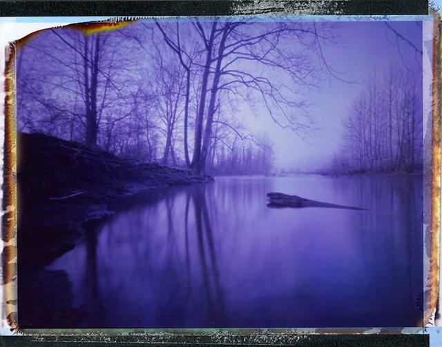 Polaroid Pinhole Morning