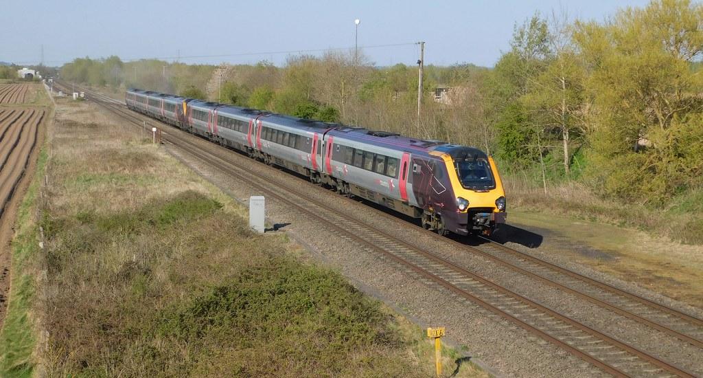 220018 + 220001 - Catholme, Staffordshire
