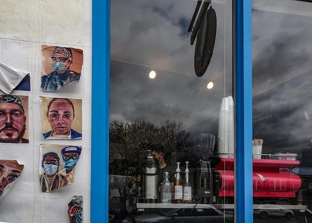 Poetica Coffee, Windsor Terrace, Prospect Avenue.