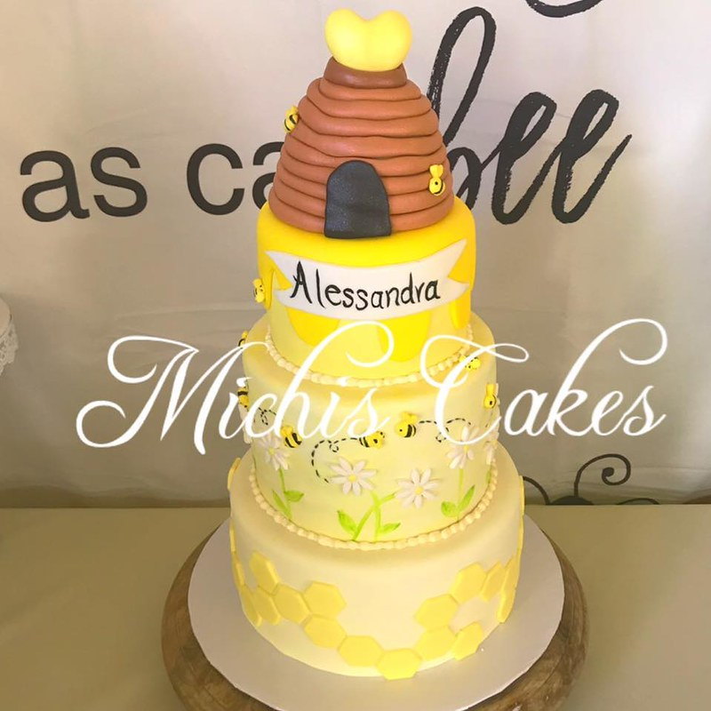 Cake by Michis Cakes