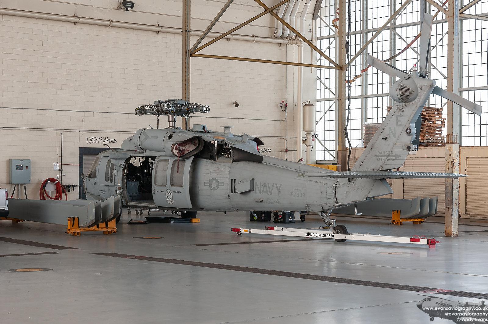 167899 MH-60S HSC-4