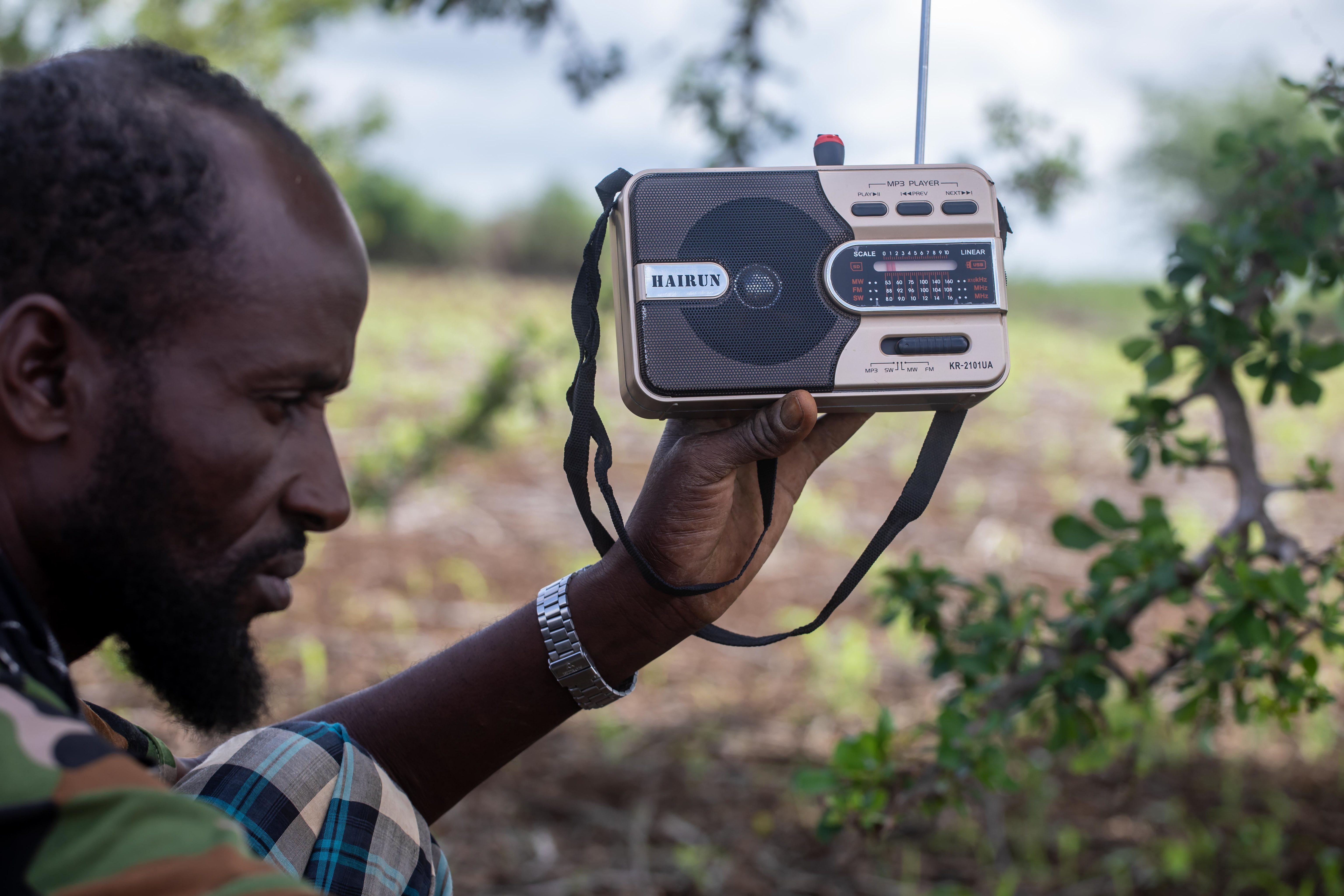 Somalia | Radio programmes for community development