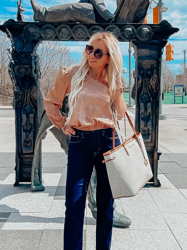 Outfit of the Day in Toronto