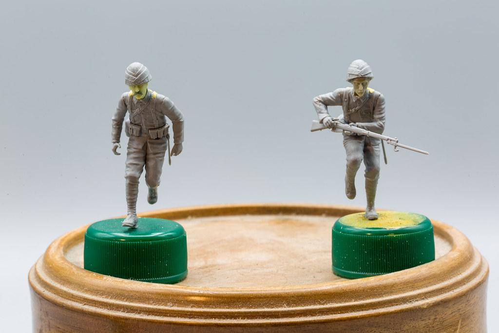 Soldats Turcs Aqaba 1917 ICM