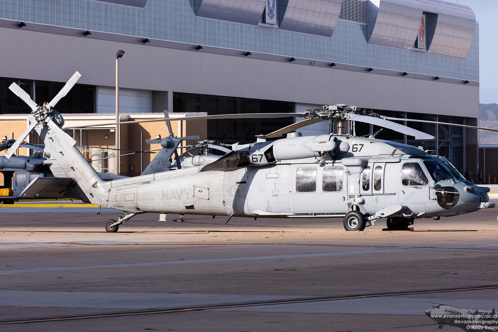 168584 MH-60S HSC-21