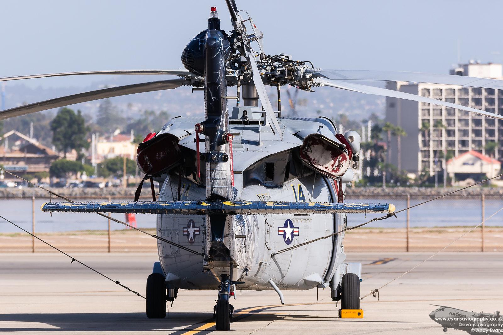 168553 MH-60S HSC-14