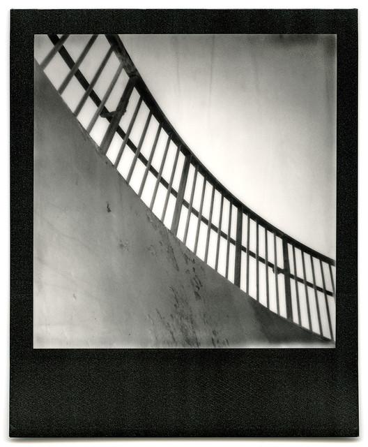 railing. santa monica, ca. 2015.