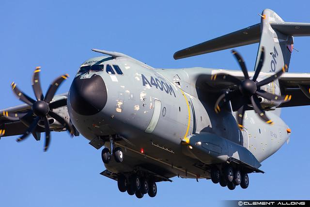 Airbus Military Airbus A400M cn 004 EC-404