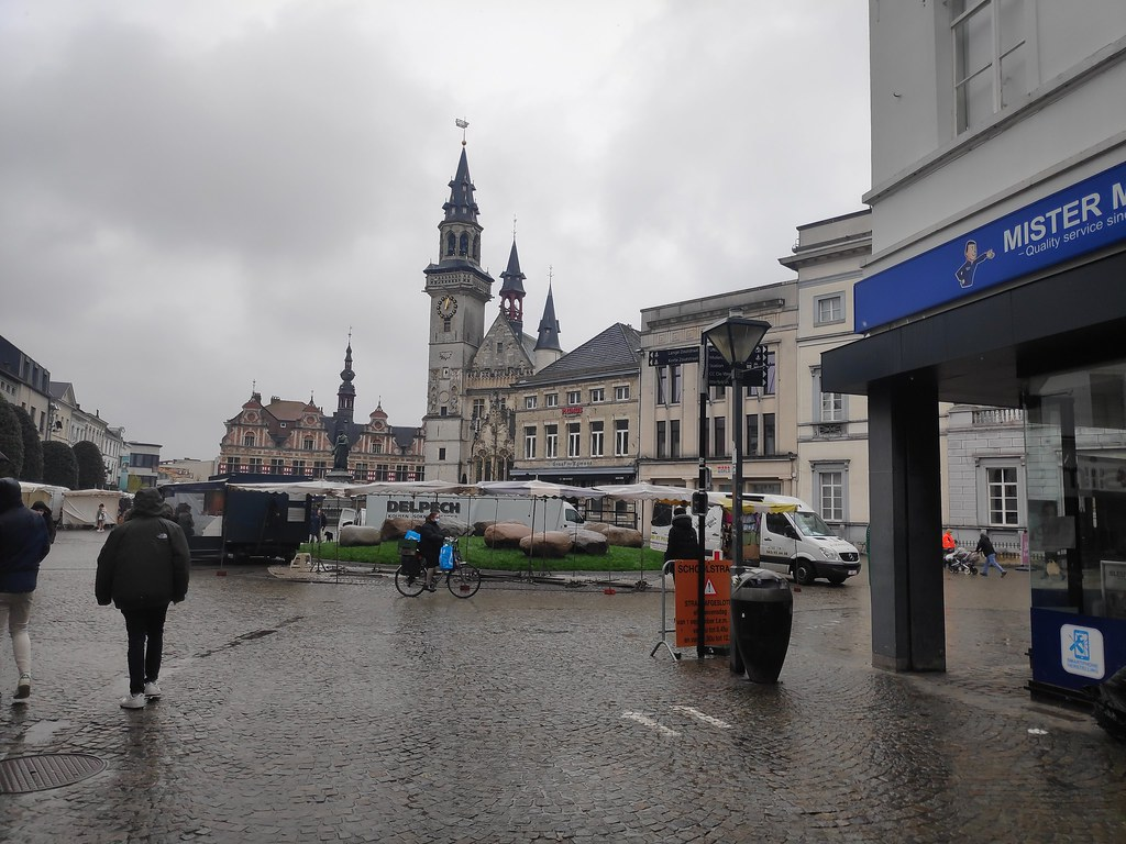 Viaje Gante-Hasselt