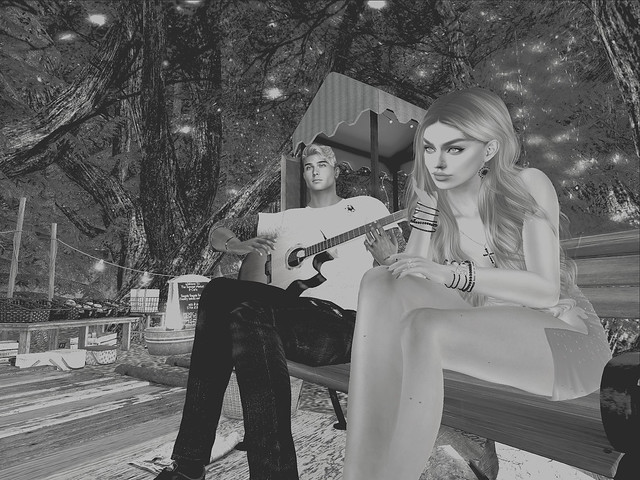 Midsummer Night at Moochie -Shall I Sing You A Song?