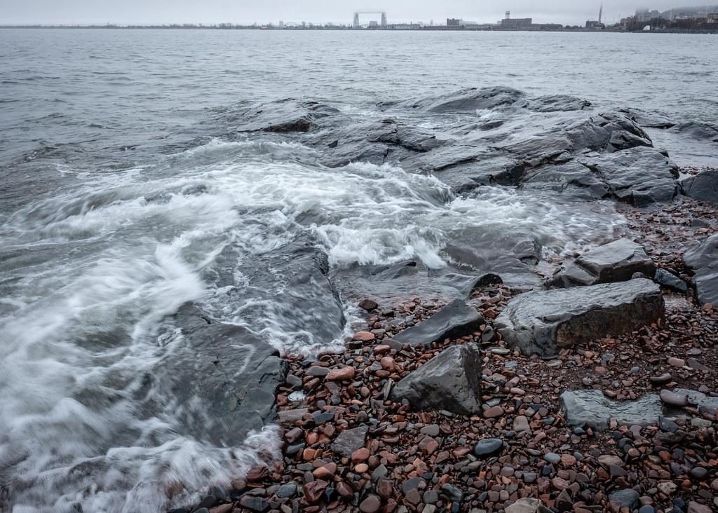 Leif Erikson Park, Duluth 4/12/21