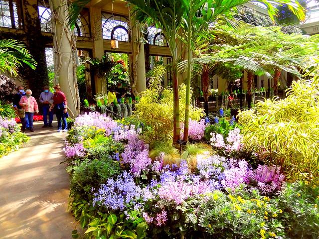 Conservatory. Exhibition Hall