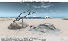 ".:Tm:.Creation ""Noele"" Beach Scene TS15"