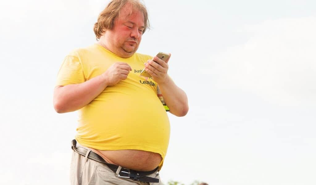L'obésité et l'évolution vers le COVID-19 sévère