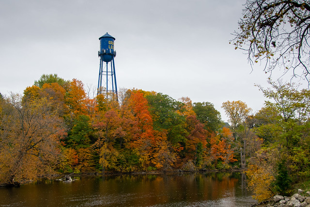Tower of Grand Ledge