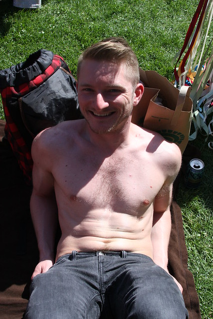 HUNK # 47 of the 101 HUNKS at the previous HUNKY 'J' CONTESTS  !  HUNK # 47 !  ( safe photo ) (50+ faves)