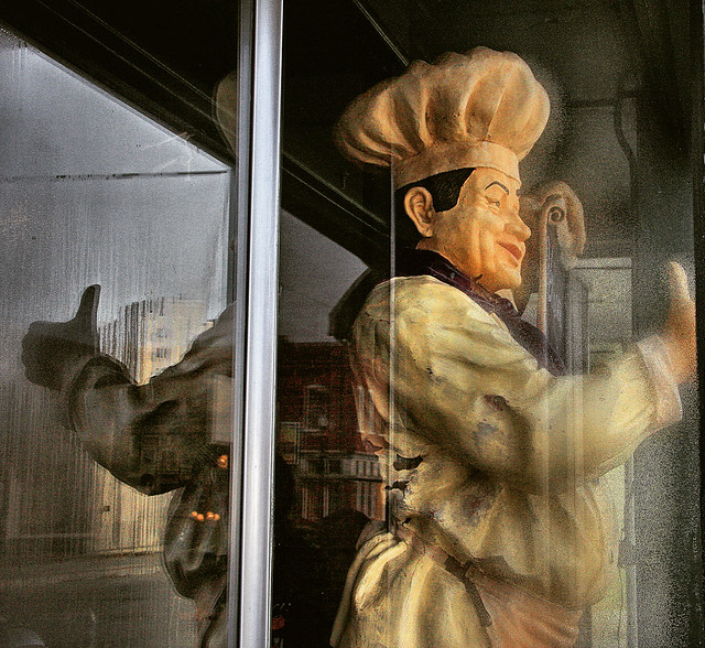 STEAMY COOKING REFLECTIONS - Excelsior Springs, Missouri USA
