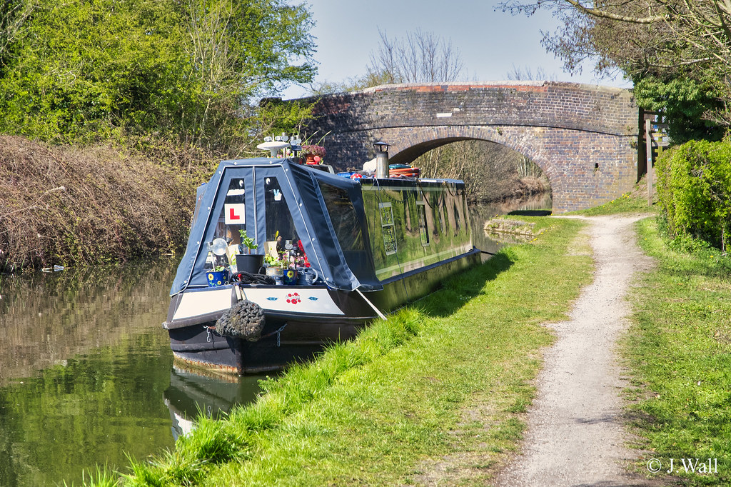 Fazeley Canal April 2021 pic8