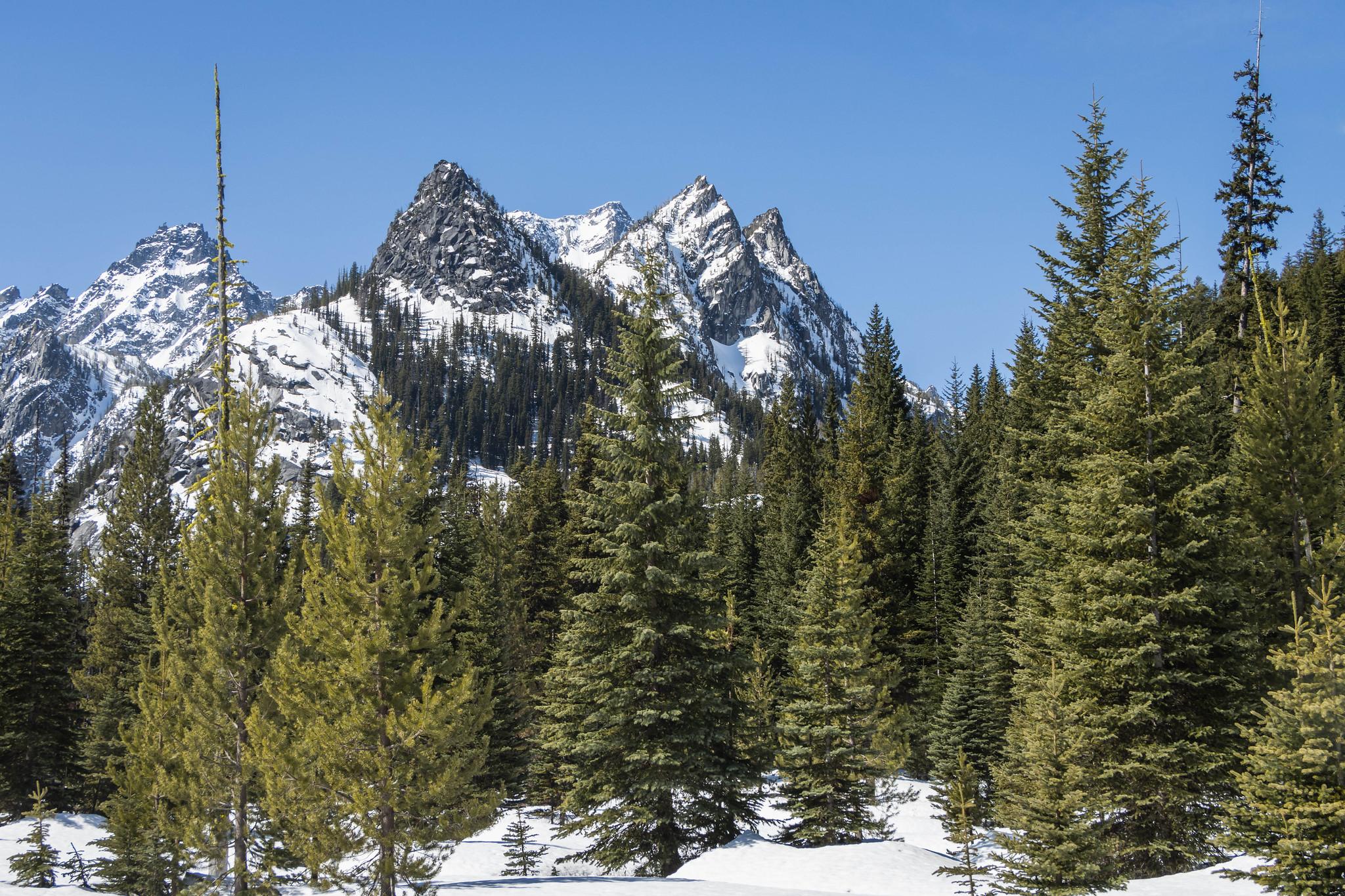 One final look at Mountaineer Ridge