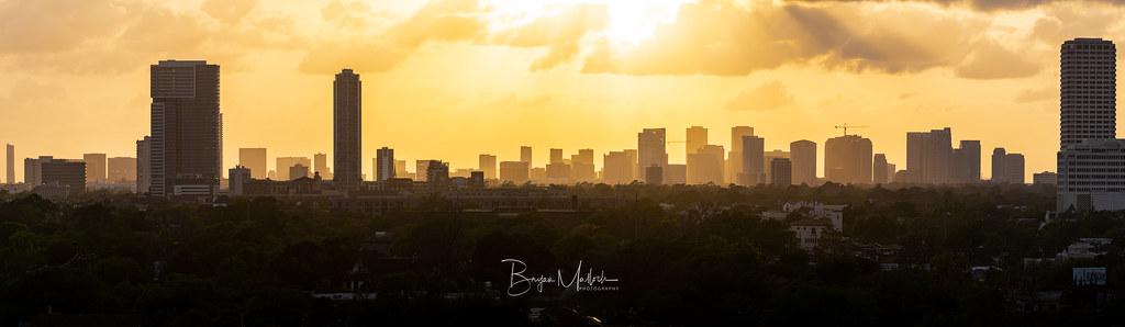 Uptown Sunset