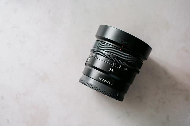 巡遊日夜的光彩:Sony FE 24mm F2.8 G, 40mm F2.5 G, 50mm F2.5 G | 16