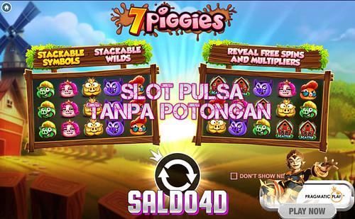 Judi Slot 7 Piggies Pragmatic Play SALDO4D