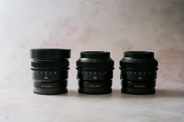 巡遊日夜的光彩:Sony FE 24mm F2.8 G, 40mm F2.5 G, 50mm F2.5 G | 04