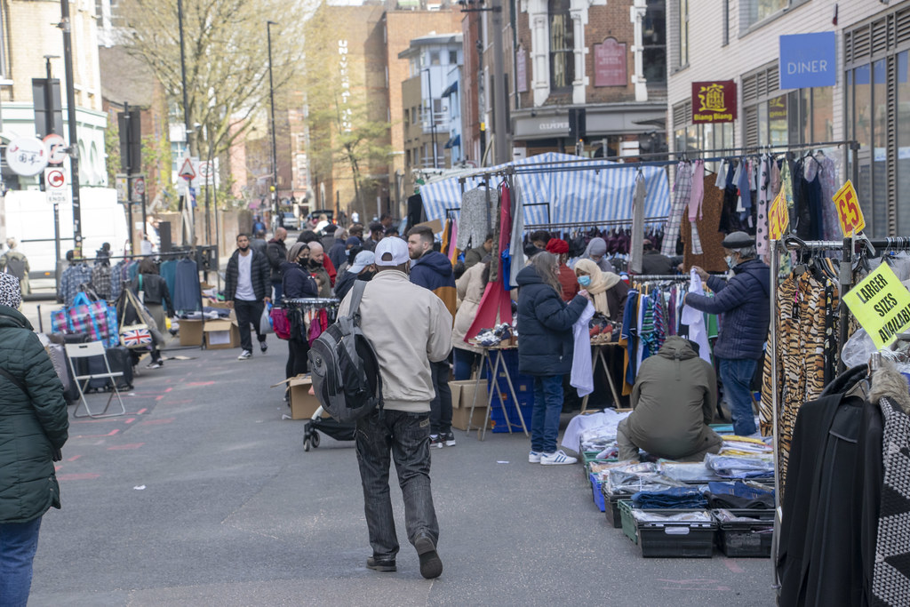 DSC_9524 Petticoat Lane Sunday Street Market London Wentworth Street