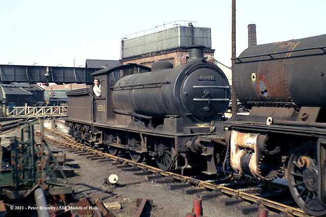 03/04/1965 - Darlington Works, County Durham.