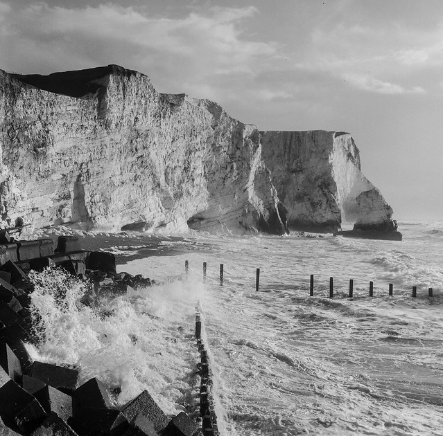 #tlrtuesday no. 155. Stormy seas at Seaford