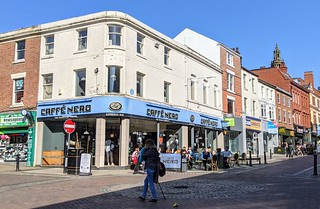 Caffe Nero in Preston | by Tony Worrall