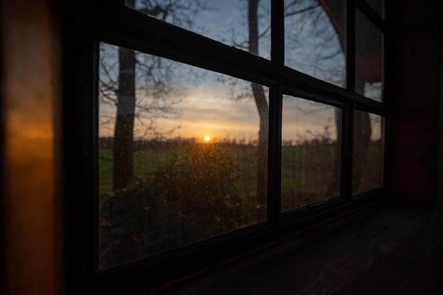 Der Blick nach Draußen