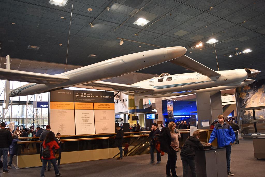 Rutan Voyager 'N269VA'