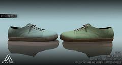 ALANTORI   Light Sneakers [ UNISEX ]