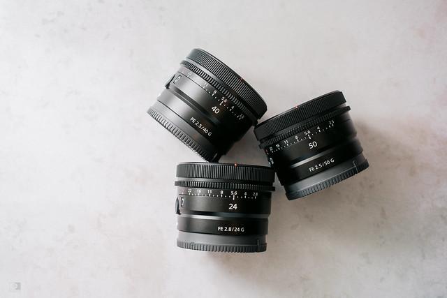 巡遊日夜的光彩:Sony FE 24mm F2.8 G, 40mm F2.5 G, 50mm F2.5 G | 06