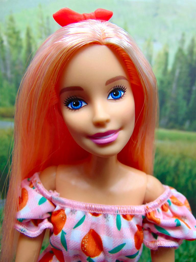 Barbie Mattel made to move Fashionistas Nr.145 Hybrid Doll