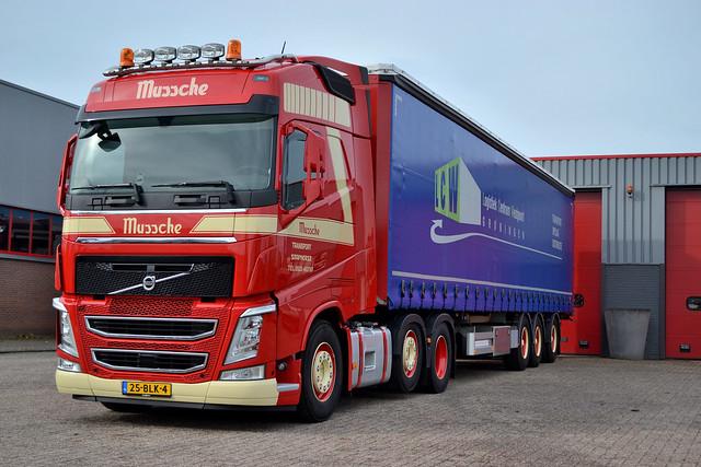 Volvo FH4 Mussche Transport Staphorst