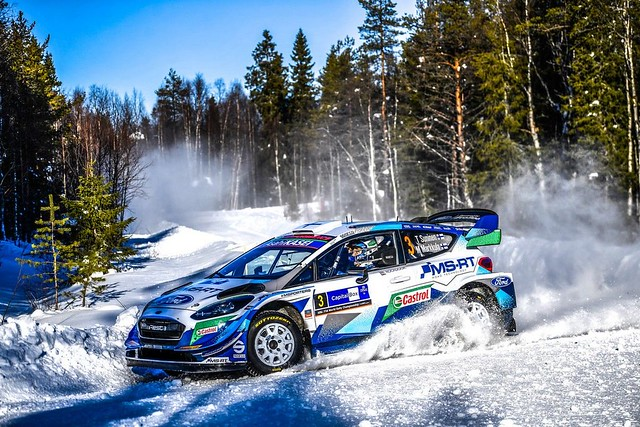 WRC Arctic Rally 2021