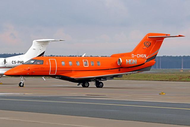 Windrose Air Jetcharter GmbH Pilatus PC-24 D-CHGN