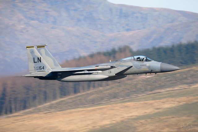 USAF F-15C C/S 'RAMBO'