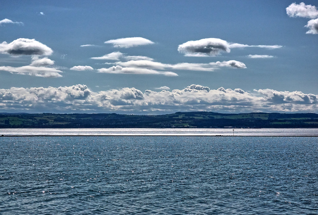 79 Marine Lake Dee estuary Mostyn