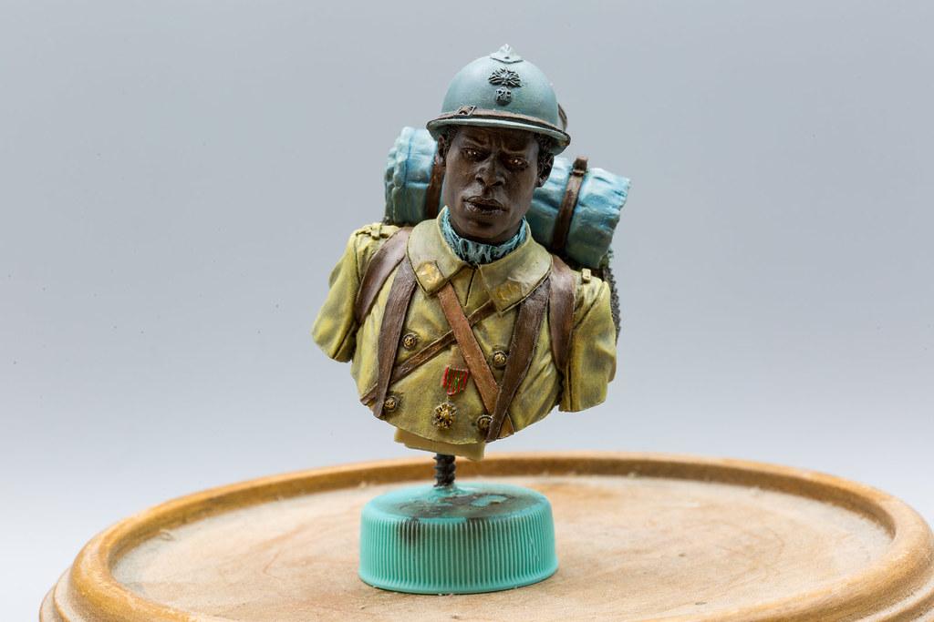 Tirailleur algérien  Heroes & Villains Miniatures