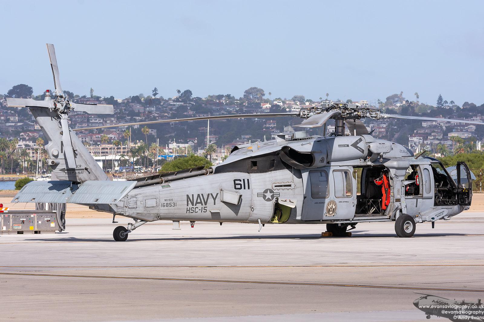168531 MH-60S HSC-15
