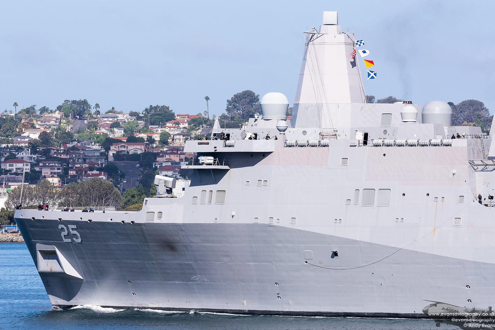 USS Somerset LPD-25